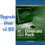 McDSP Upgrade Emerald Pack HD v2 to v6