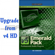 McDSP Upgrade Emerald Pack HD v5 to v6