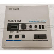 Uberzone Roland SBX-10 Sync Box Converter for TB-303 and TR-606 - Used