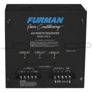 Furman PGP-S 3-Circuit Power Switcher