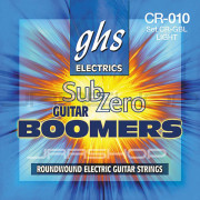 GHS Sub-Zero Guitar Boomers Light Strings