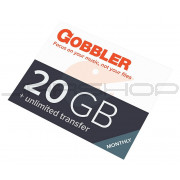 Gobbler Gobbler 20 GB Annual Plan