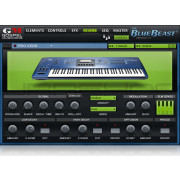 Gospel Musicians BlueBeast Yamaha EX5 Virtual Instrument