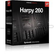 IK Multimedia Syntronik Harpy 260 Synth Instrument