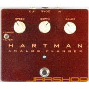 Hartman Analog Flanger Pedal