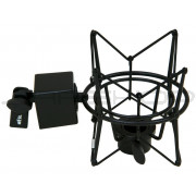 Heil Sound SM-2B Shock Mount for PR 30/40 body type in black