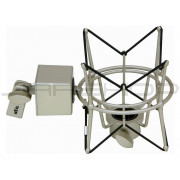 Heil Sound SM-2C Shock Mount for PR 30/40 body type in champagne
