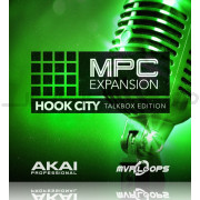 Akai Hook City Talkbox Edition MPC Expansion