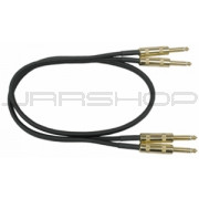 "Hosa CPR-420 Unbalanced 1/4"" to RCA 15 ft."
