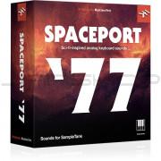 IK Multimedia Spaceport '77 Nostalgic Sci-Fi for Sampletank
