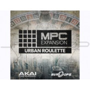 Akai Urban Roulette MPC Expansion Pack