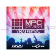 Akai Vegas Festival MPC Expansion Pack