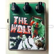 Devi Ever The Wolf Bass Fuzz Pedal