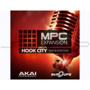 Akai Hook City Trap & B Edition MPC Expansion Pack