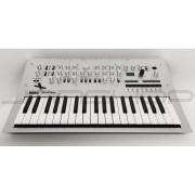 Korg Minilogue Analogue Synthesizer Keyboard + Aluminum Knob Kit Bundle