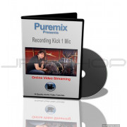 Puremix Recording Bass Drum 1 Mic