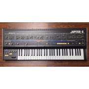 Uberzone Roland Jupiter 6 Analog Synthesizer Keyboard - Used