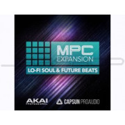 Akai LoFi Soul & Future Beats MPC Expansion Pack