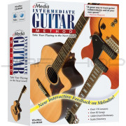 eMedia Music Intermediate Guitar Method