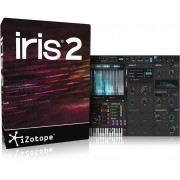 iZotope Iris 2 Spectral Synthesizer Plugin
