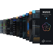 iZotope Music Production Suite 4 Upgrade from MPS 3