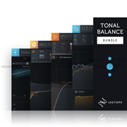 iZotope Tonal Balance Bundle Upgrade from any Ozone or Neutron Elements/Standard/Advanced