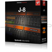 IK Multimedia Syntronik J-8 Synth Instrument