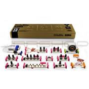 Korg littleBits Synth Kit Analog Modular Construction Kit Synthesizer