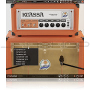 Kuassa Amplifikation Clarent Amplifier Plugin