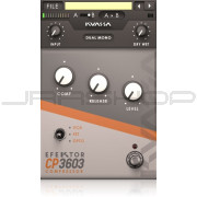 Kuassa Efektor CP3603 Compressor FX Engine Plugin