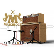 Kuassa Amplifikation Matchlock Amplifier Plugin