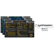 KV331 SynthMaster Everything Bundle Upgrade from SynthMaster 1+2