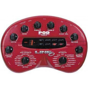 Line 6 POD 2.0 Amp Modeler for Direct Guitar Recording