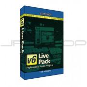 McDSP Upgrade Live Pack I to Live Pack II HD v6