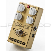 Mad Professor Golden Cello Combined Delay and Overdrive Guitar Effects Pedal