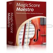 Maestro Music Software MagicScore Maestro