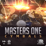 JSD Masters One Cymbals