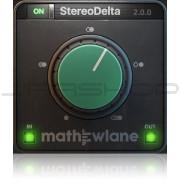 Mathew Lane StereoDelta 2 Spatial Processor Plugin