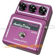 Maxon AD-999 Analog Delay Guitar Effects Pedal