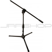 Ultimate Support MC-40B Pro Short Mic Stand with Boom Black