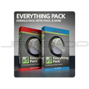 McDSP Upgrade Emerald HD v6 + Retro HD v6 to Everything Pack HD v6.4 (AAX DSP)