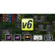 McDSP Upgrade Individual HD v4 to HD v6