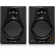 Behringer MEDIA40USB High-Resolution 40-Watt Bi-Amped Digital Monitor Speakers