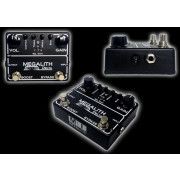 MI Effects Megalith Delta High Gain Distortion Pedal