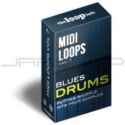 The Loop Loft Blues Drum Loops