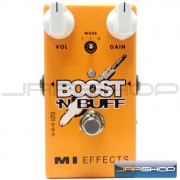 MI Effects Boost 'n' Buff Buffer/Booster Pedal
