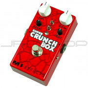 MI Effects Super Crunch Box Distortion Pedal
