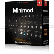 IK Multimedia Syntronik Minimod Synth Instrument