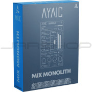 AYAICWARE Mix Monolith Automatic Mixing Plugin