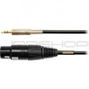 Mogami Gold XLRF-Mini-018 Adaptor Cable - 1.5ft